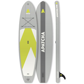 Indiana SUP Apatcha 11'6 Mountain Ilmatäytteinen SUP, grey